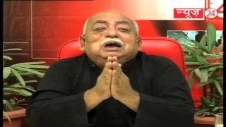 आमने-सामने में Munawwar Rana नें दिया जज़्बाती इंटरव्यू