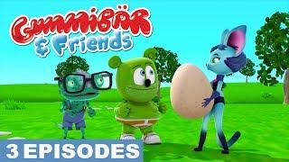 "Gummy Bear Show ""Surprise Egg"" Gummibär And Friends Episode Compilation"