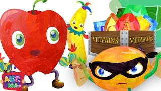 Fruit Song (Vitamin Quest) - ABCkidTV