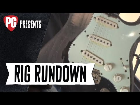 Rig Rundown - John Mayer