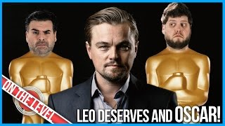 LEONARDO DICAPRIO Deserves an OSCAR Already! Here's 10 Movies Why