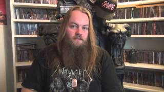 CARCASS Fan Friday: InfidelAmsterdam Reviews Carcass Surgical Steel (OFFICIAL INTERVIEW)