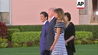 Trump: Talks With North Korea