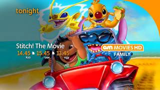 OSN Movies Family HD - New Look! - #newosn! Content February 2017