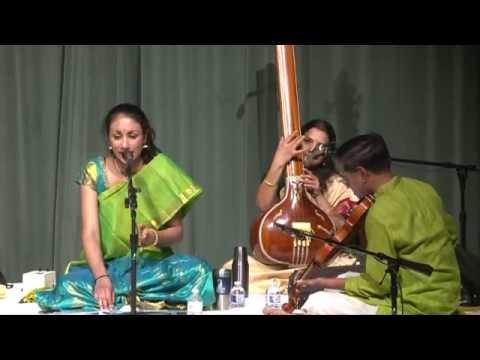 Shreya Ashok - Todi raga alapana
