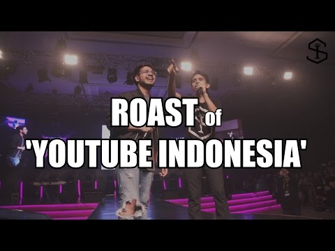 The Roast of 'Youtube Indonesia' | Live @ IndovidFest - Muvi.Top