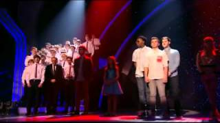 Final Results - Britains Got Talent 2012 Final - [With Voting Percentages]