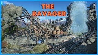 The Ravager! Coaster Spotlight 526 #PlanetCoaster