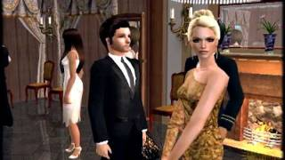 Britney Spears - Criminal [Sims 2] HD