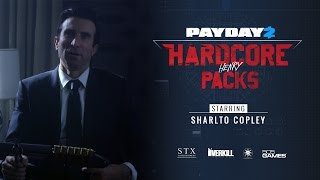 PAYDAY 2: Hardcore Henry Packs Trailer