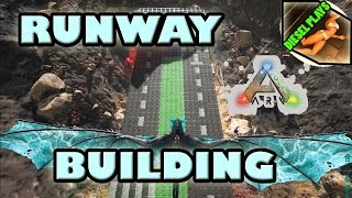 ARK SCORCHED EARTH EP 14 - RUNWAY BUILDING