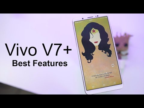 30+ Best Features of Vivo V7 Plus
