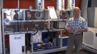 La Centrale de traitement d'air - CTA Serge Journé