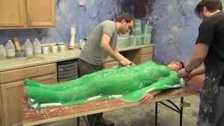 Lifecasting Tutorial: Full Body Mold With PlatSil Gel-25