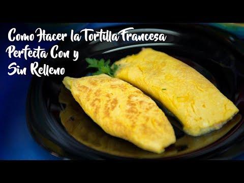 Xxx Mp4 Como Hacer La Tortilla Francesa Perfecta Con Y Sin Relleno 3gp Sex