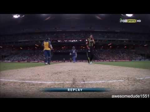 Tillakaratne Dilshan Dilscoop vs Australia 1st T20 26 Jan 2013 HD 720p)