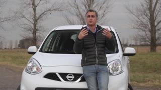 TN Autos Programa 101 | Mini Test Nissan March AT