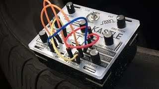 Kastle - pocket sized lo-fi modular synth - Bastl Instruments