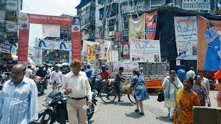 Bhuleshwar Market, Mumbai's biggest Retail and Wholesale market for Women,ladies.Markets for Woman