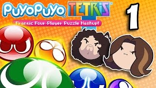 Puyo Puyo Tetris: Salty Pieces - PART 1 - Game Grumps VS
