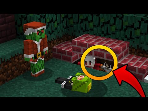 Xxx Mp4 LA VENGANZA DE GRINCH EXE EN MINECRAFT MINI MARVIN SR GATO Y MAYA AVENTURA 3gp Sex