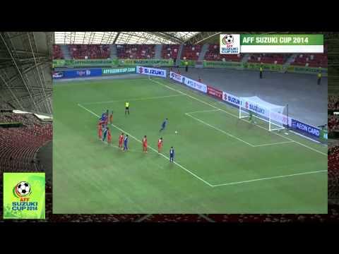 Xxx Mp4 Penalty Charyl Chappuis Singapore Vs Thailand AFF Suzuki Cup 2014 3gp Sex