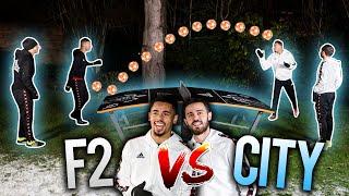 F2 VS JESUS & SILVA!   INSANE TEQBALL MATCH!