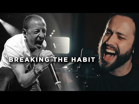 LINKIN PARK Breaking the Habit Acoustic cover by Jonathan Young
