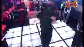 فضيحة خروج صدر الراقصة برديس 2018