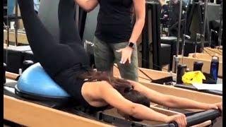 Deepika Padukone Hot Workout | Bollywood Actress Workout In Gym 2018
