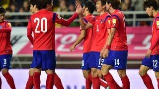 Korea Republic vs Myanmar: 2018 FIFA WC Russia & AFC Asian Cup UAE 2019 (Qly RD 2)