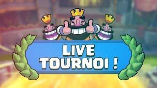 Clash Royale TOURNOIS SPÉCIAL 390 000 ABONNÉS !