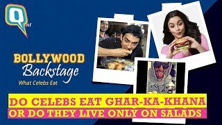 Bollywood Backstage: What Do Celebs Like Ranveer Singh and Alia Bhatt Really Eat? | The Quint