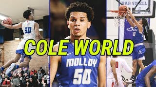 """Cole Anthony Official Junior Year MIXTAPE! """"THIS IS MY CITY"""" 🚀"""