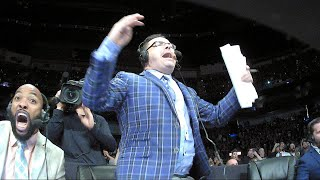 Mauro Ranallo's priceless reactions to NXT TakeOver: New Orleans