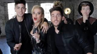 Auryn feat Anastacia - Who's Loving you (Making Of)