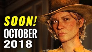 25 Most Anticipated Games of October 2018   PC, Switch, PS4, Xbox One, 3DS, Wii U