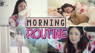 My Morning Routine 2014