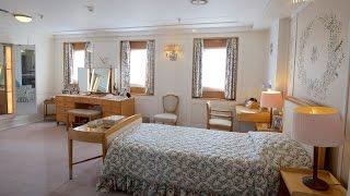Look Inside The Royal Yacht Britannia