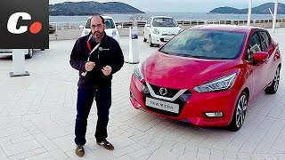 Download Nissan Micra 2017 | Primera prueba / Test / Review en español | Contacto | Coches.net 3Gp Mp4