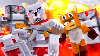 Minecraft: SECRET Redstone Feature! (Minecraft Adventure)