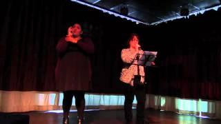 Deaf/Def Poetry Jam 2/20/2016 Lovin