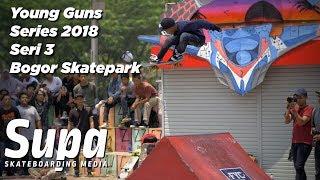 Young Guns Series 2018 - Seri 3 - Final - Bogor Skatepark