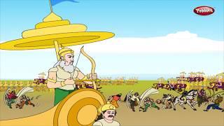 Abhimanyu Stories in Hindi   Ghatothkach Stories Hindi   Mahabharata in Hindi   Moral Stories Hindi