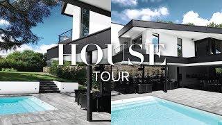 MY PARENTS' HOUSE TOUR | Modern & Minimalistic Decor in Paris