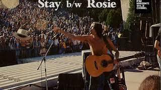 Jackson Browne - Stay (Just A Little Bit Longer) (LYRICS)