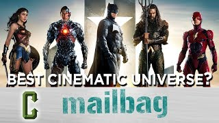 What's the Best Cinematic Universe? - Collider Mailbag