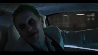 Joker Car Chase Scene with Batman - Sucide Squad 2016 [HD]