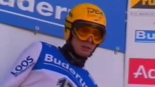 Łukasz Kruczek - Harrachov 13-14.01.2001