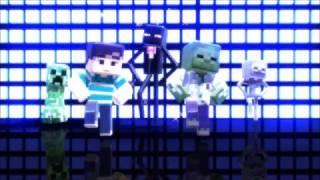 [MMD] Jump Minecraft